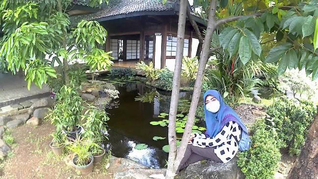 Rumah Tradisional Jepang via youtube