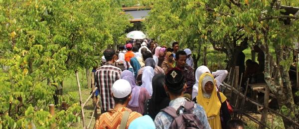 Agrowisata Belimbing via Bojonegorokab