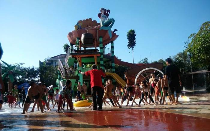 CitraGarden Waterpark