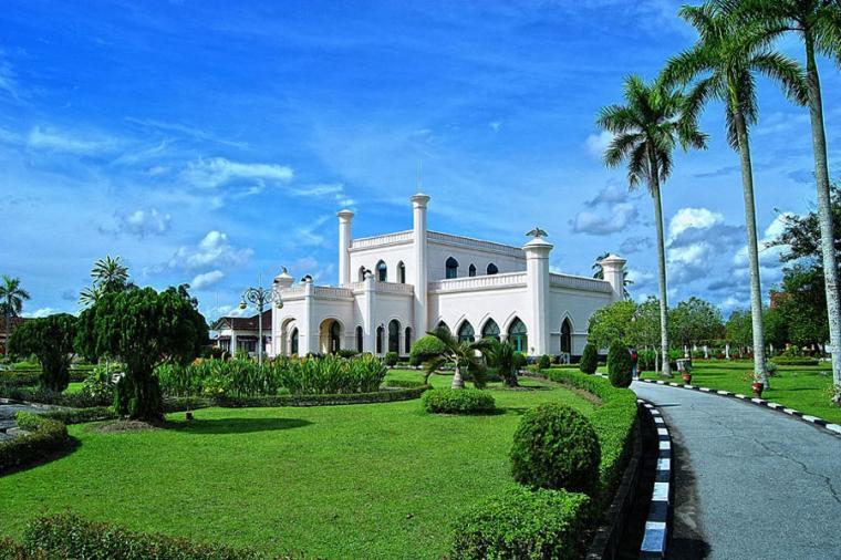 Istana Siak via Kompasiana