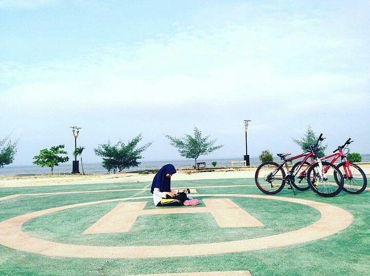 Lapangan Pasir Bengkalis