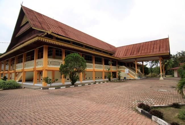 Museum Sang Nila Utama Pekanbaru