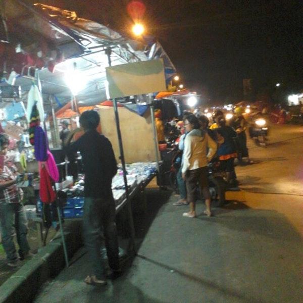 Pasar Malam Gading Fajar via foursquare