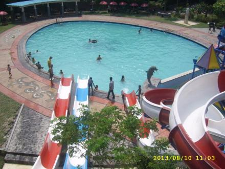 Permata Waterpark Tanggulangin via Sidoarjokab