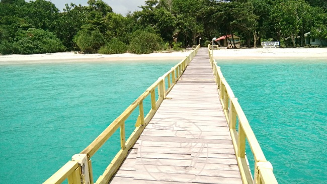 Pulau Panaitan via ujungkulon