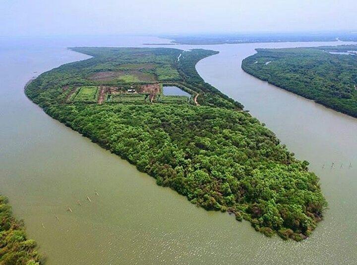 Pulau Sarinah via @bobcemong