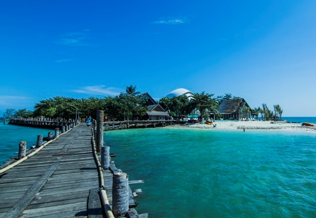 Pulau Umang via wasatabanten