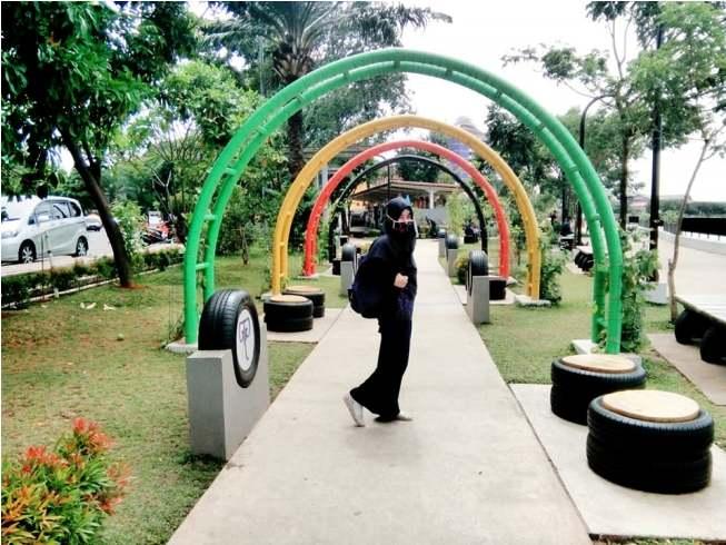 Spot Foto di Taman Gajah Tunggal via Mayudiyafu