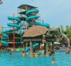 Suncity Waterpark via @m_dery_atharafi