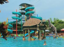 Suncity Waterpark via @m_dery_atharafi