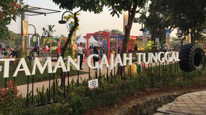 Taman Gajah Tunggal via IST