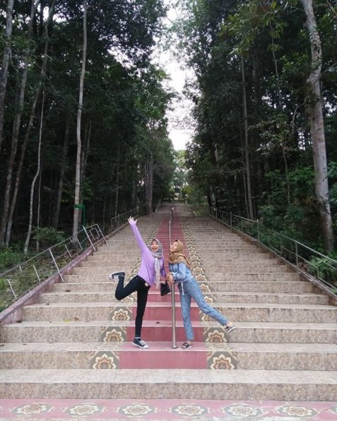 Taman Hutan Raya Sultan Syarif Kasim via @riska_sudariati
