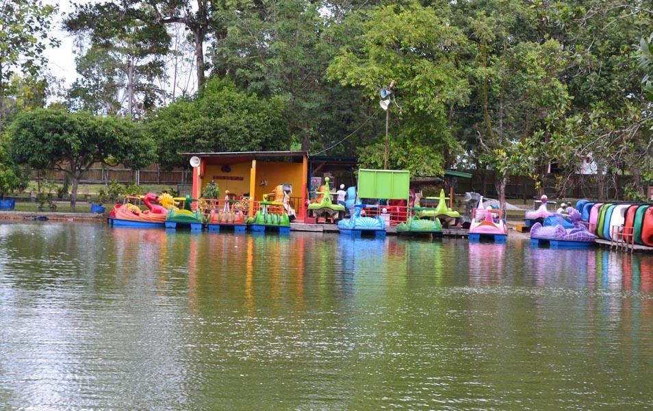 Taman Rekreasi Alam Mayang Pekanbaru