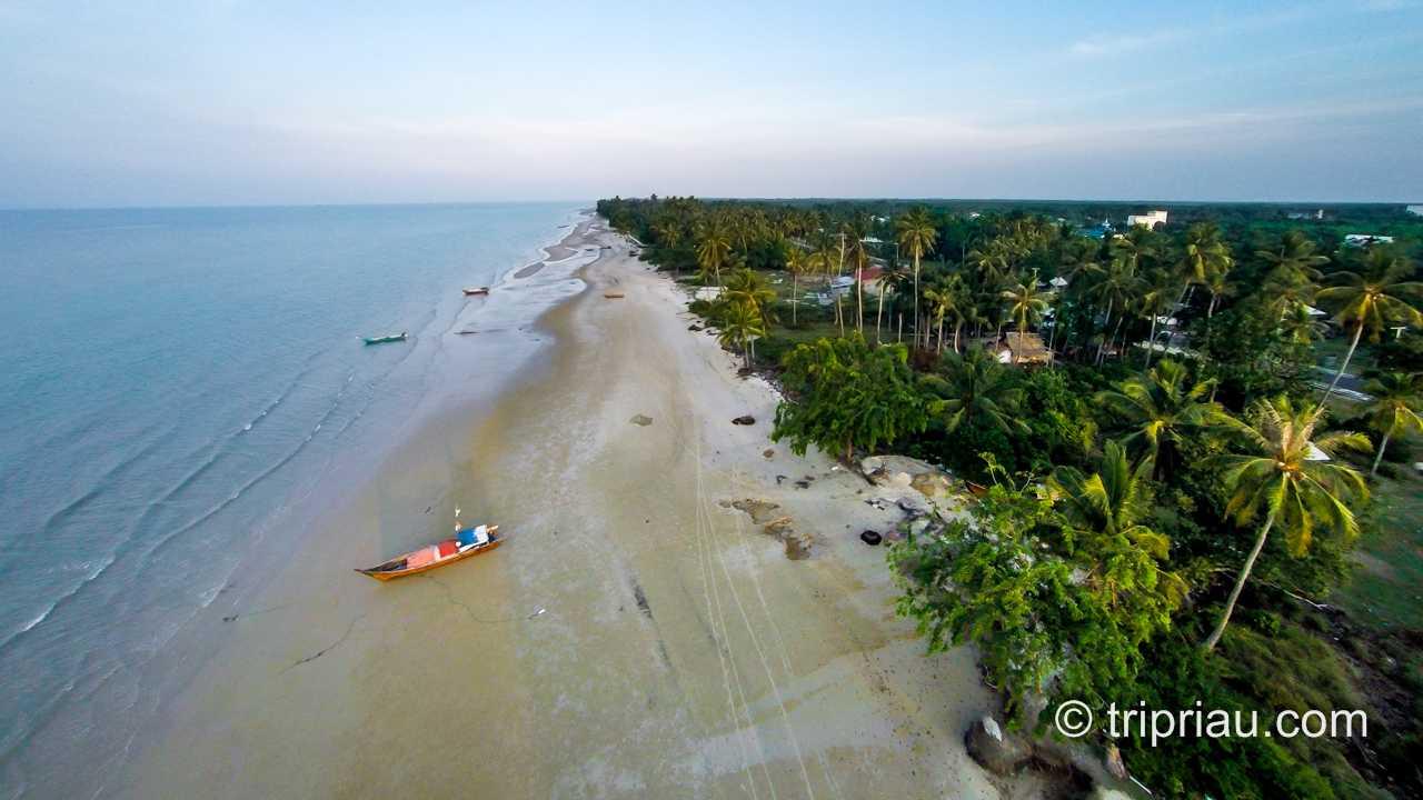 Teluk Rhu Rupat via Tripriau