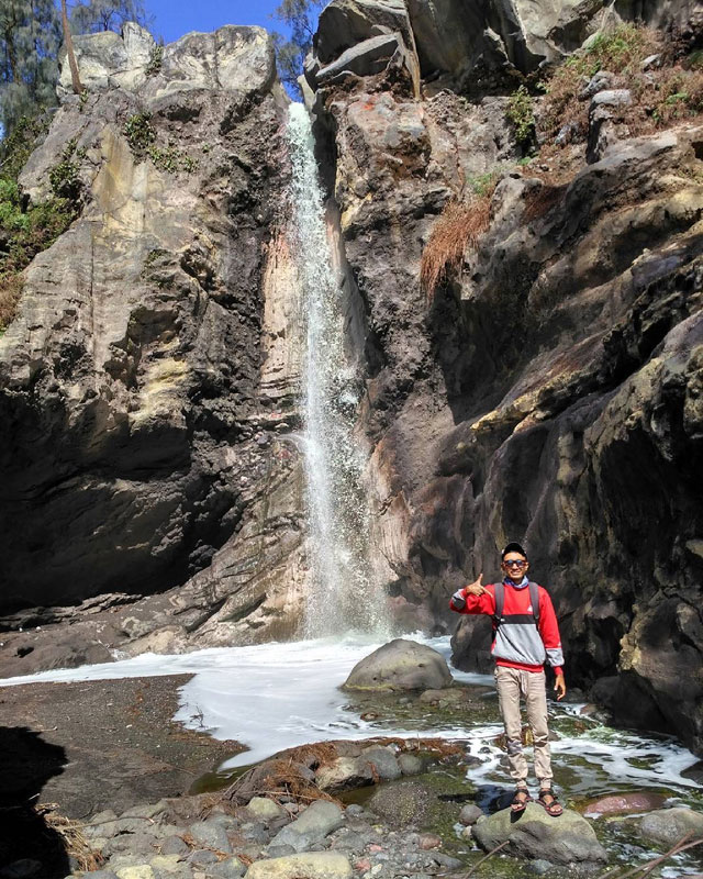 Air Terjun Busa via @syawalnesia_traveler