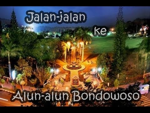 Alun – Alun Bondowoso via Youtube