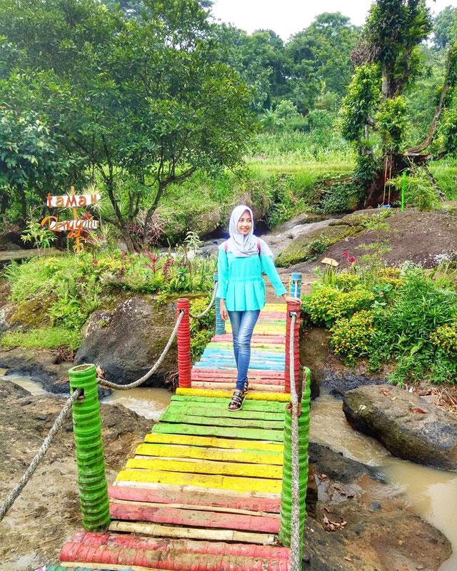 Desa Wisata Glingseran via @mii.shiti98