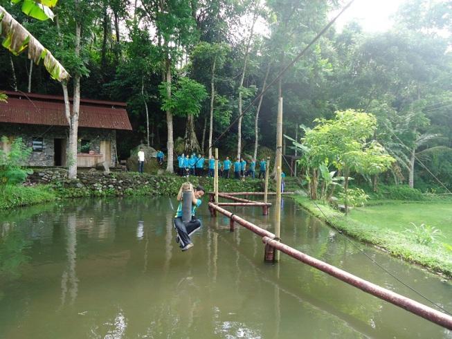 Desa Wisata Kaliurang Outbound-Jogja