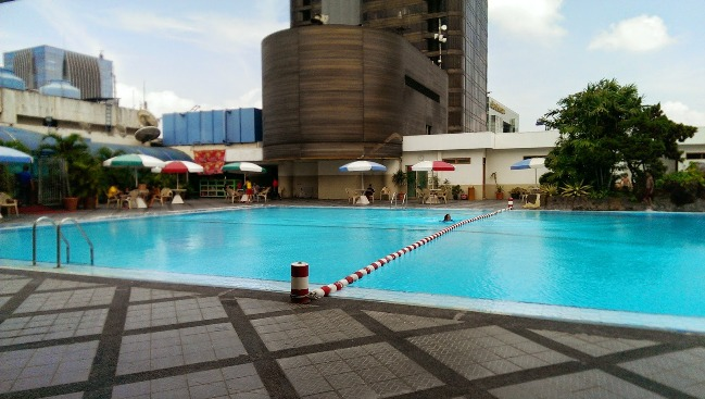 Gajah Mada Plaza Pool via Doogether
