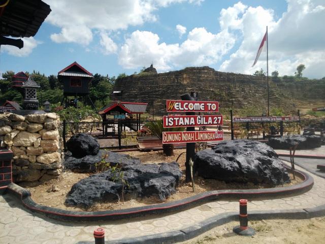 Gunung Mas Tugu Mantup via Lamonganoke