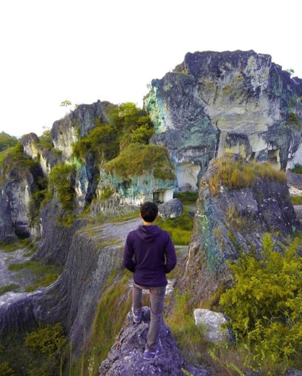 Gunung Pegat via @dimasf