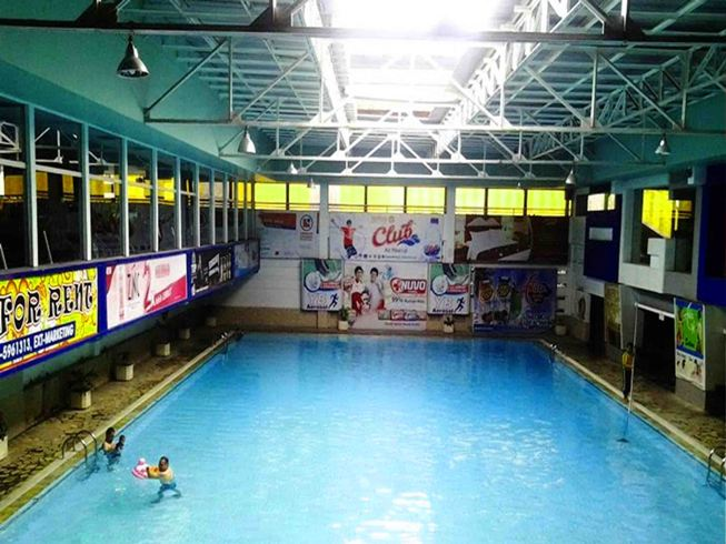 Kolam Renang Atlas Sport Center via Tipswisata