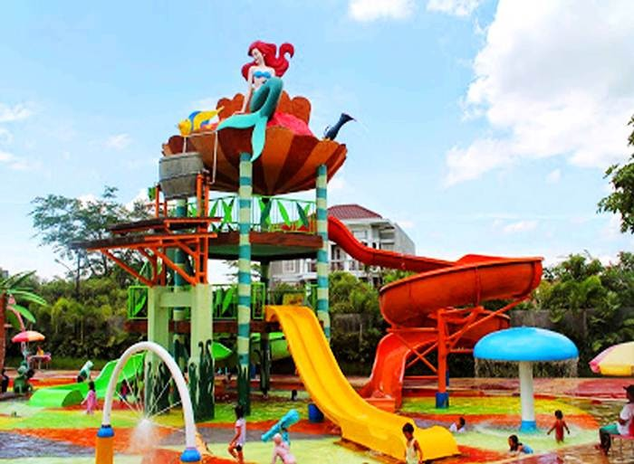 Kolam Renang Citra Garden Waterpark via Infooutbond