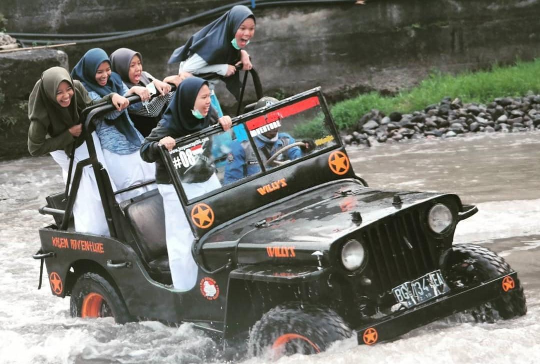 Lava Tour Merapi via @krisnaharja
