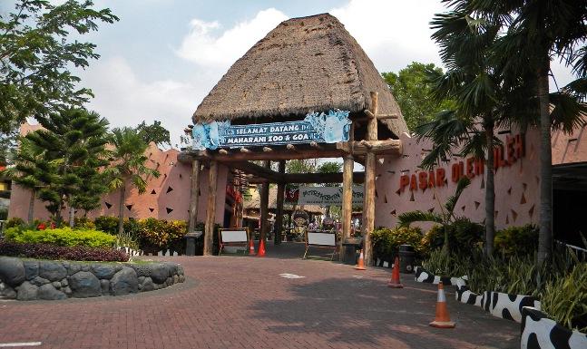 Maharani Zoo Lamongan via Wisatajatim