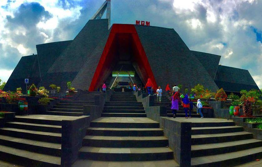 Museum Gunung Merapi via @khusumanusa
