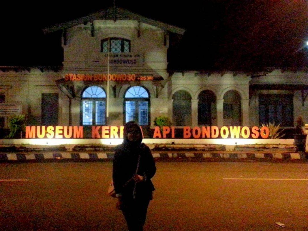 Museum Kereta Api Bondowoso via @elokrowindi_