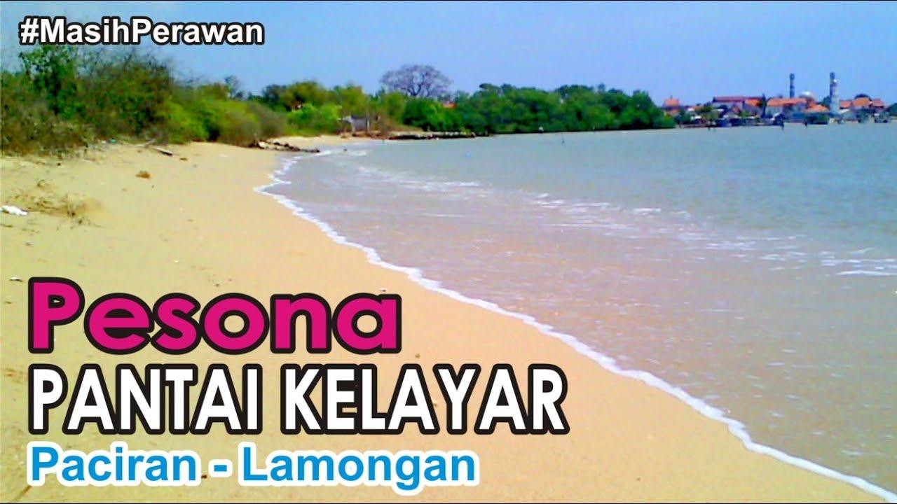 Pantai Klayar Lamongan via Youtube