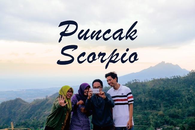 Puncak Scorpio Wringin Bondowoso via Masasihko