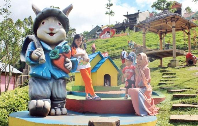 Taman Balita Kota Binjai via Tripjalanjalan