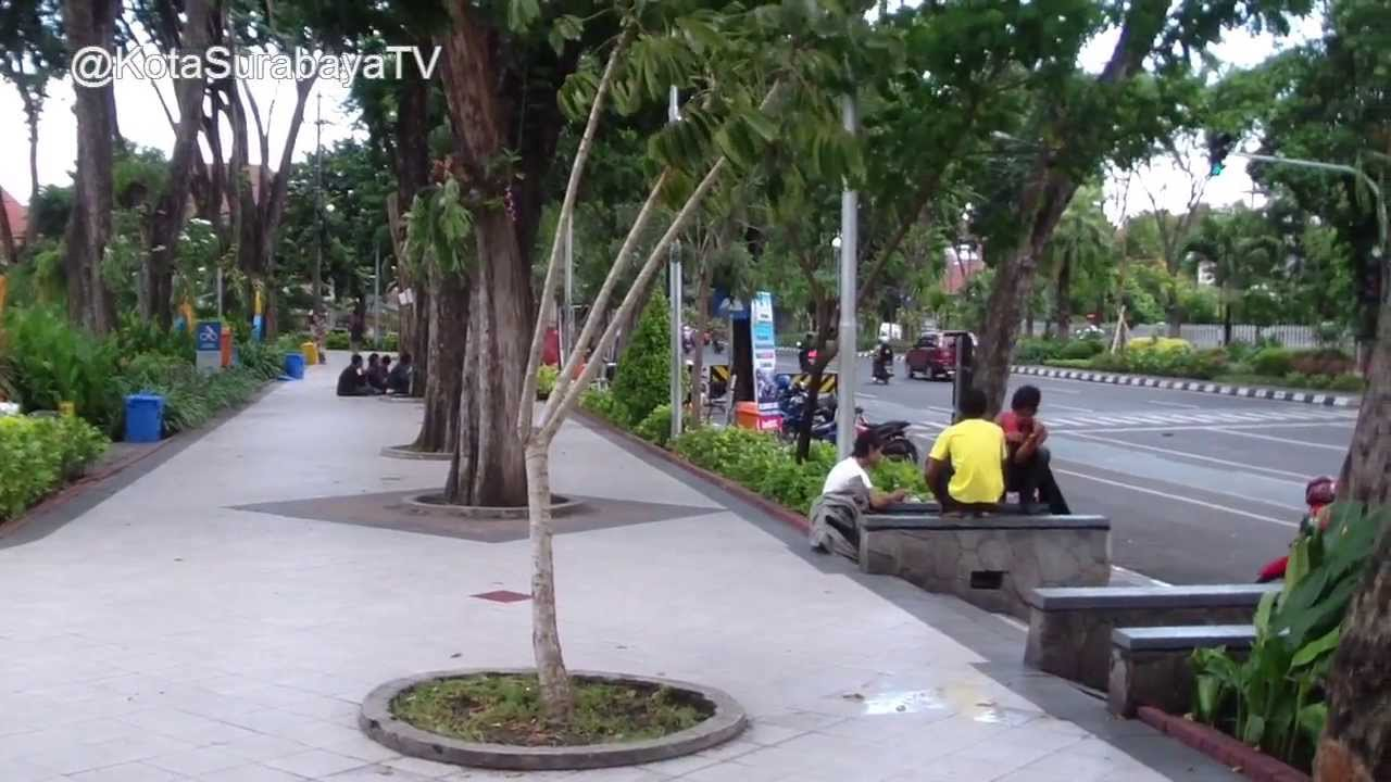 Taman Bungkul via Youtube