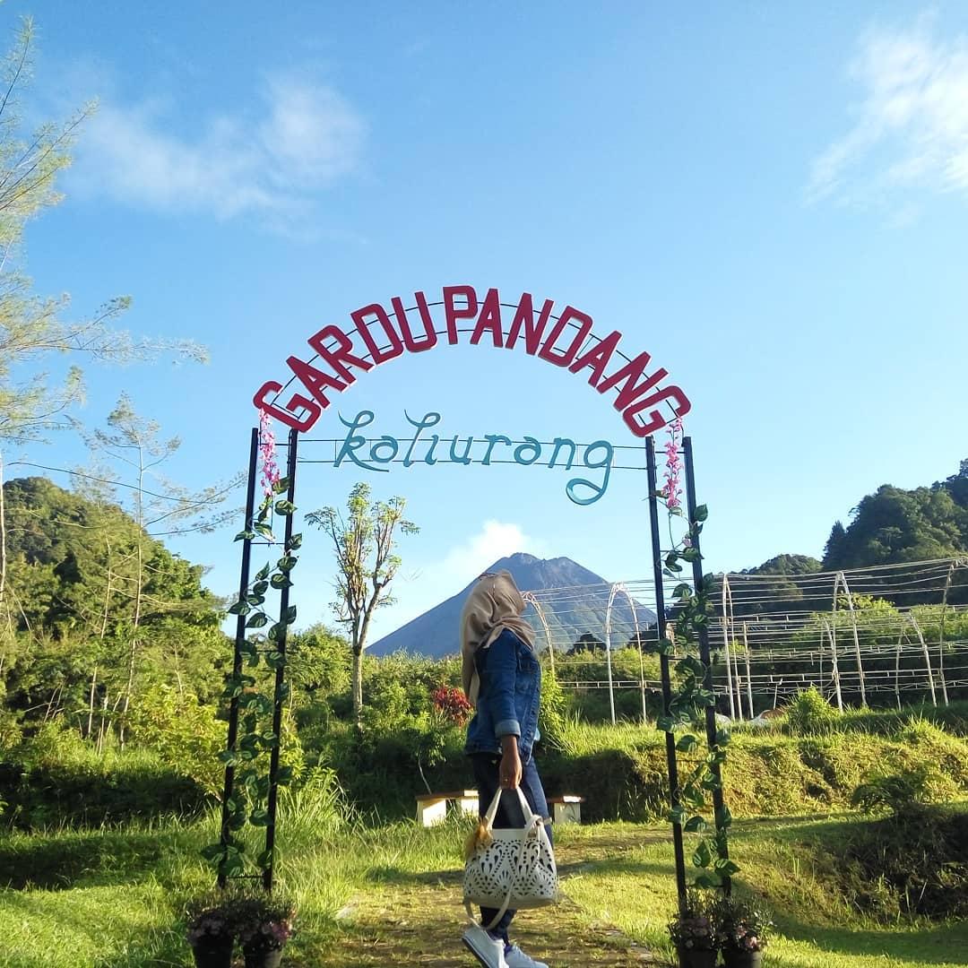 Taman Gardu Pandang Kaliurang via @linadwipuspitasari