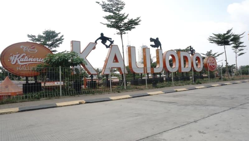 Taman Kalijodo via Kumparan