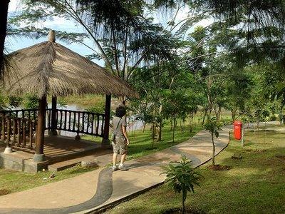 Taman Kota BSD via Panduanwisata