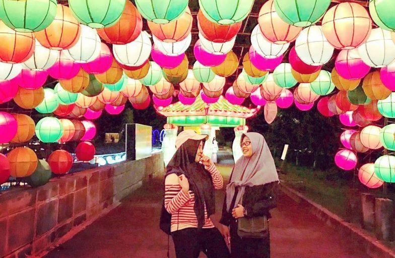 Taman Pelangi via @nnrillia