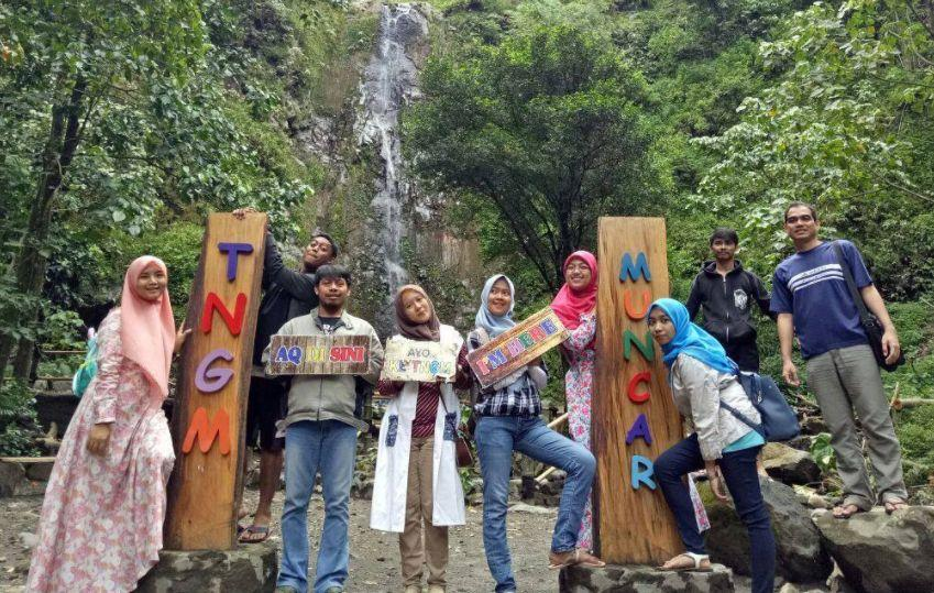 Tlogo Muncar Kaliurang via @fitrirahmi