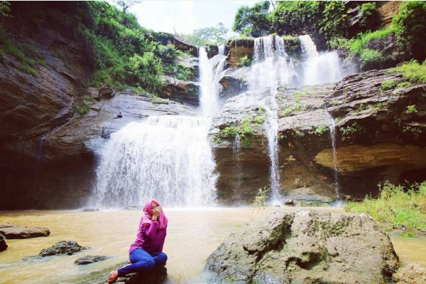Air Terjun Mlaten
