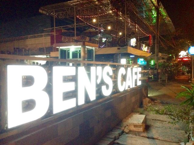 Ben's Cafe via Inovasee