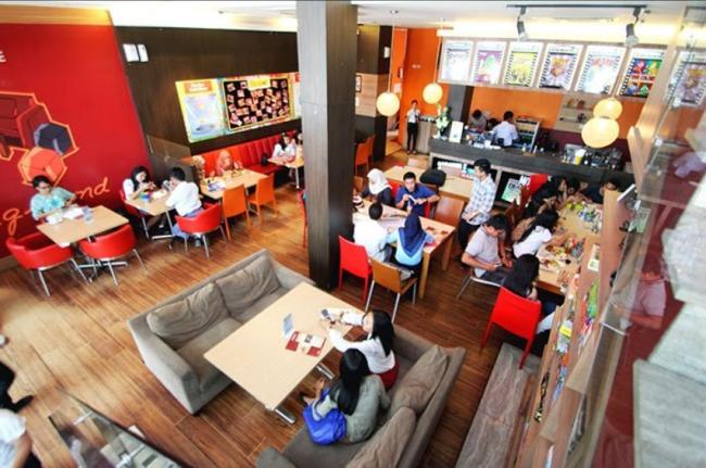 Champion Cafe via Ruangmedia