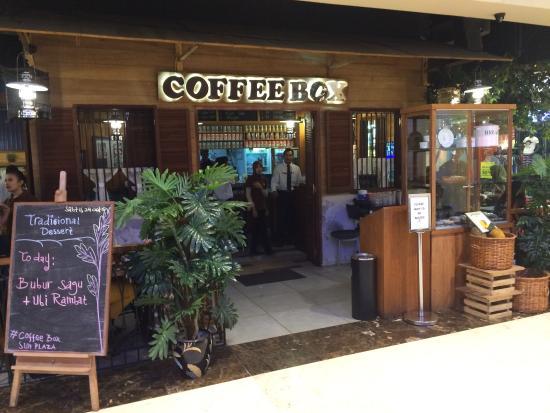 Coffee Box via Tripadvisor