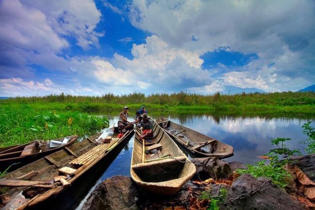 Danau Rowa via Bantenwisata