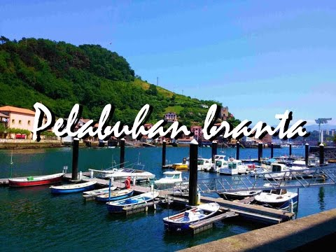 Dermaga Pelabuhan Branta via Youtube