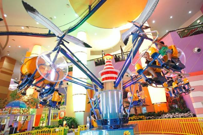Fun World Grand Indonesia via Traveloka