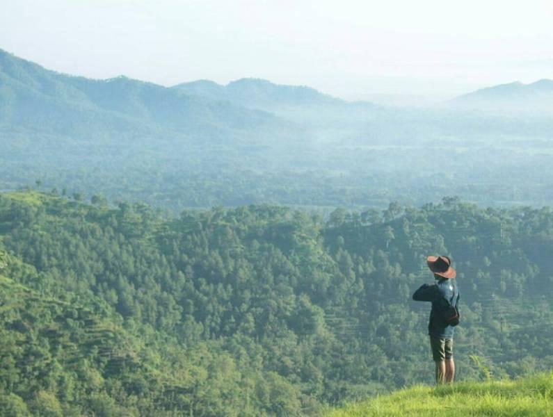 Gunung Gajah via @namihays