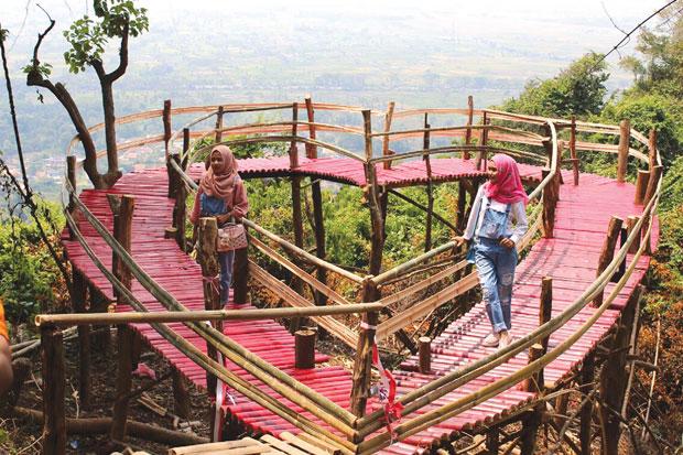 Gunung Pinang via Koransindo