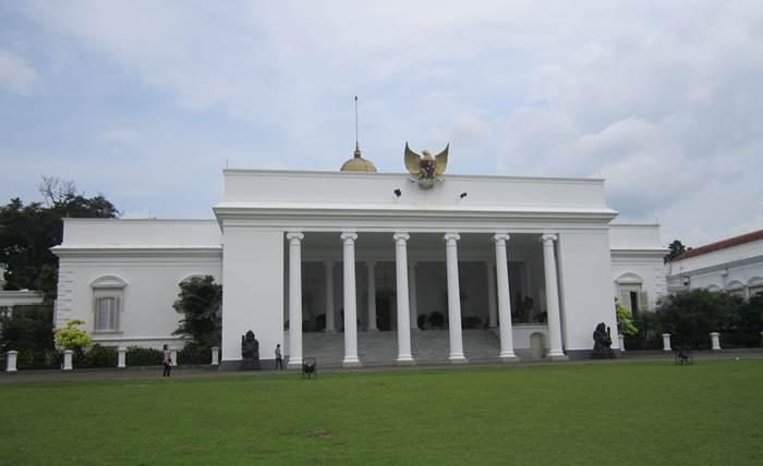 Istana Merdeka via Ilovedjakarta